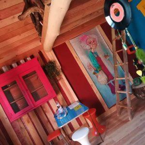 Hébergements insolites Ardèche SPA piscine