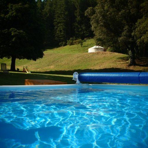 Hébergements insolites-gîtes-cousinade-piscine-spa-massage bienêtre-ardeche