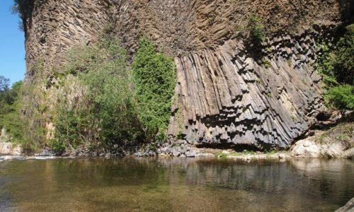 Coulée basaltique